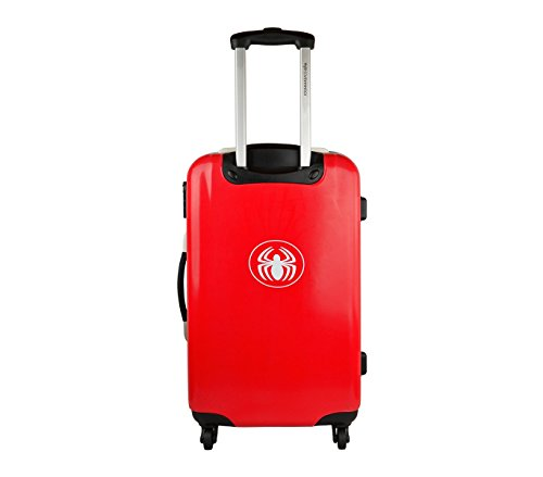 31nrCcc7dnL - 2451551 Maleta trolley rigida en ABS equipaje de mano SPIDERMAN 42x67x24cm