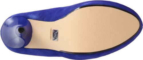 GORGEOUS-20 Royal Blue Suede