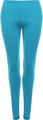 Momo&Ayat Fashions -  Gonna  - Donna Turquoise Leggings