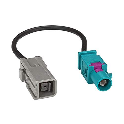tomzz Audio 1500-021 GPS Antennenadapter Fakra auf GT5 passend für Alpine Kenwood (Gps-antenne Alpine)