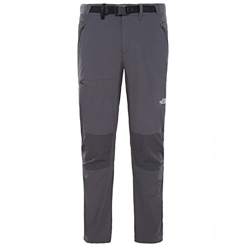 The North Face Speed Lite Pant Regular - asphalt Größe 30 (Pant Face North Running)