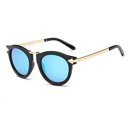 Luckiests Sommer-Frauen-Retro-Sonnenbrille Weinlese-Designer Outdoor-Brillen Brillen