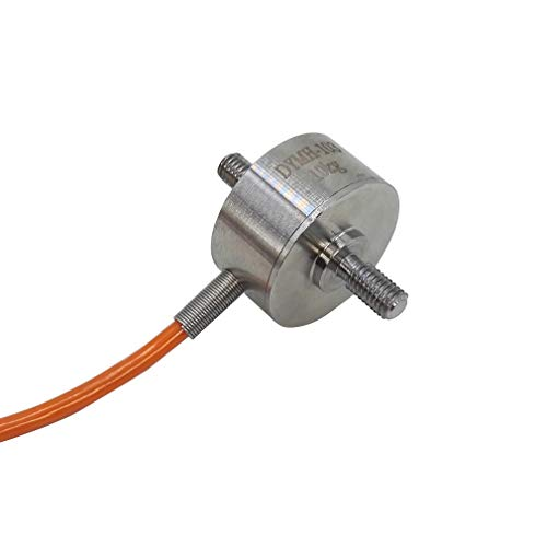 CALT Legierung Stahl Miniatur Spannung Kompression Wägezelle Kraft Sensor 5kg 10kg 20kg DYMH-103, 300kg, 1
