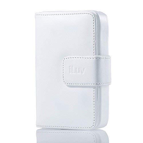 iLuv i106B Schutzhülle aus Leder für iPod Video -