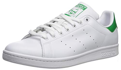 Adidas Stan Smith, Zapatillas de Deporte Unisex Adulto, Blanco  Footwear/Running White/Fairway, 42 EU