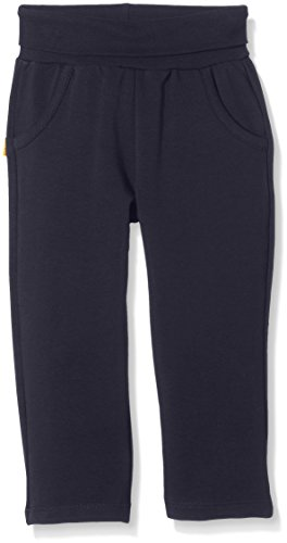 Steiff Collection Jungen, Strampler, Jogginghose, Blau (marine 3032), 62