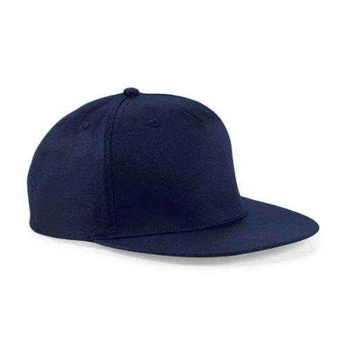 Beechfield - Casquette de Baseball - Homme - Bleu - Bleu marine - Taille unique