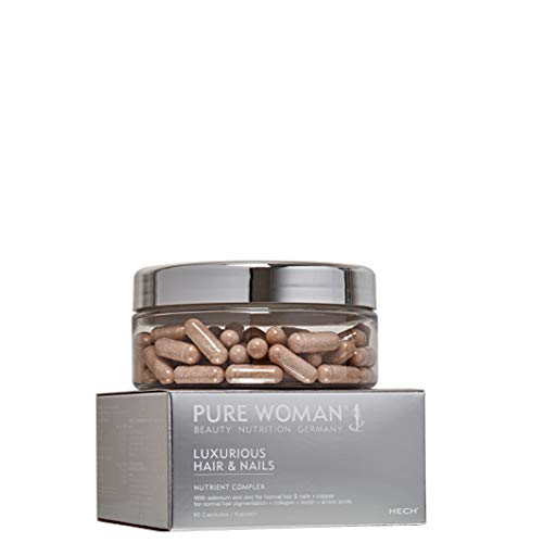 PURE WOMAN® LUXURIOUS HAIR & NAILS Nutrient Complex, 90 Kapseln