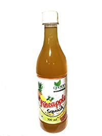 Green Foods Pineapple Squash, 700ml