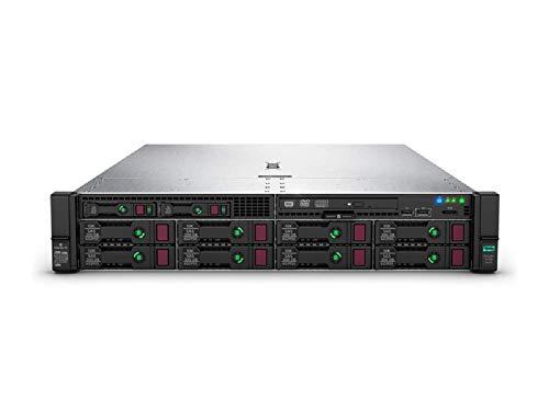 HPE ProLiant DL380 Gen10 Rack-Server, konfigurierbarer HP Server, platzsparende Rack-Montierung für Server-Schrank, leistungsstarker & erweiterbarer Unternehmensserver für bis zu 30 Festplatten