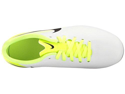 Nike Jungen Jr Magista Ola Ii Fg Fußballschuhe Weiß (White/black-vert Volt-pure Gris Platinum)