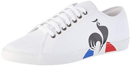 Le Coq Sportif Herren Verdon Bold Sneaker, Weiß (Optical White Optical White), 44 EU