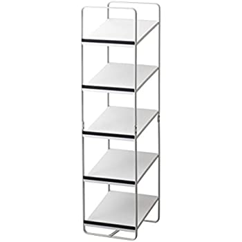 Tower Shoe Rack Amazoncouk Kitchen Home