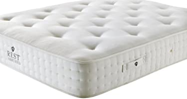 Rest Assured Brodsworth Memory 2000 Pocket Mattress, Double