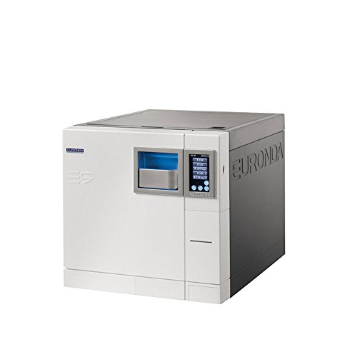 Autoklav E9 Recorder mit integriertem Etikettendrucker-18 Liter