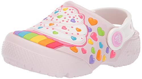 Crocs Girls' Crocsfl Cupcake Clog K