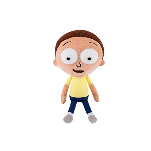 Rick and Morty Happy Morty Galactic Plushies Juguete De Peluche