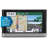 "Garmin nüvi 2457LMT Lifetime + Slovakia Traffic Fijo 4.3"" TFT Pantalla táctil 142g Negro, Plata navegador - Navegador GPS (Interno, Toda Europa, 10,9 cm (4.3""), 480 x 272 Pixeles, TFT, Flash)"