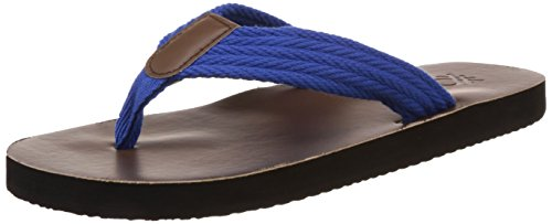 4fffc7b5f -45% United Colors Of Benetton Men s Blue (904) Hawaii Thong Sandals - 6.
