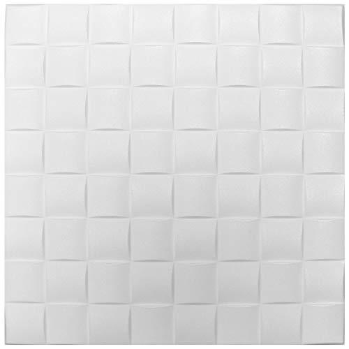 20 qm | Deckenplatten | XPS | formfest | Hexim | 50x50cm | NR.16 (16 Deckenplatten)