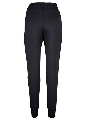 Damen Hose in Jogging-Hosen Optik by MIAMODA Schwarz