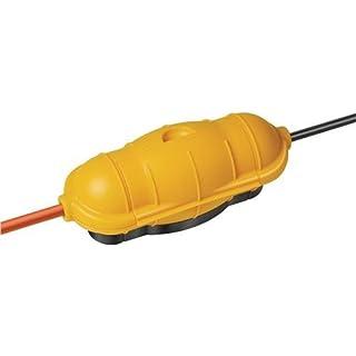 Elektro-Safe-Box rot