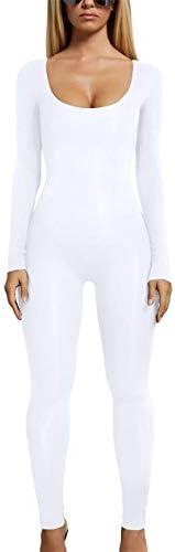 MAGICMK Women's Deep V Sleeveless Long Pants Plain Pocket Summer Drawstring Waisted Jumpsuits Rom