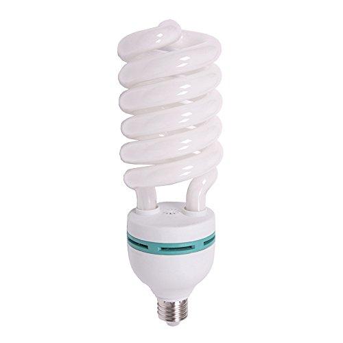 HAKUTATZ® Fotografie 135W E27 Daylight Weiß Beleuchtung-Lampen-Birnen (Weiße Lampe)