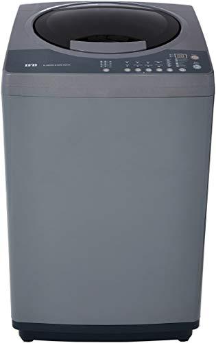 IFB 6.5 kg Fully-Automatic Top Loading Washing Machine (TL-RDS/RDSS Aqua, Sparkling Silver)