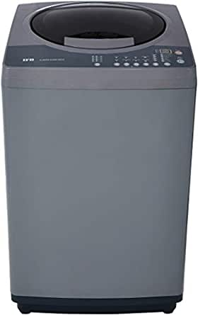 IFB 6.5 kg Fully-Automatic Top Loading Washing Machine (TL-RDS/RDSS Aqua, Sparkling Silver)