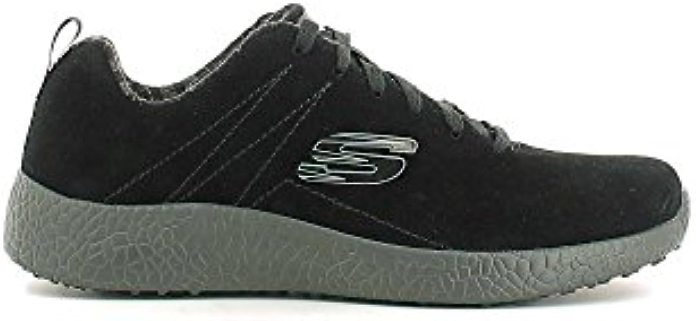 Skechers   Herren Laufschuhe schwarz schwarz