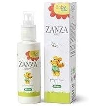 derbe–Zanza Spray 125ml, Loción antizanzara Natural, con esenciales de citronella, geranio, lavanda, Limón, Bergamota, Romero, Salvia y aceite de andiroba.