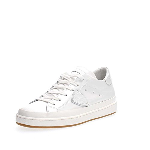 PHILIPPE MODEL PARIS CKLD ML68 CLASSIC LAKERS WHITE SNEAKERS Femme white