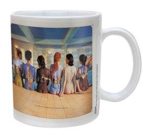 Lasgo Pink Floyd Tazza Back Catalogue, Ceramica, Multicolore, 12x10.8x9.2 cm