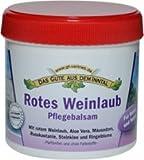 Rotes Weinlaub Pflegebalsam für Beine & Venen 200 ml