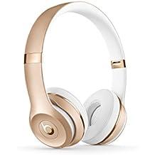 """Apple Beats Solo3 Wireless  - Auriculares  binaurales (3.5 mm, 1/8 """", Bluetooth), color dorado"""