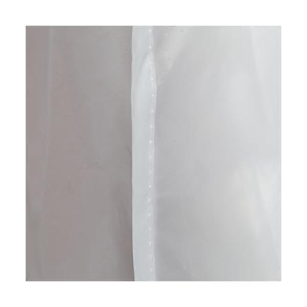 Ultranatura Fodera Giardino o Sedia a Sdraio L Bianco