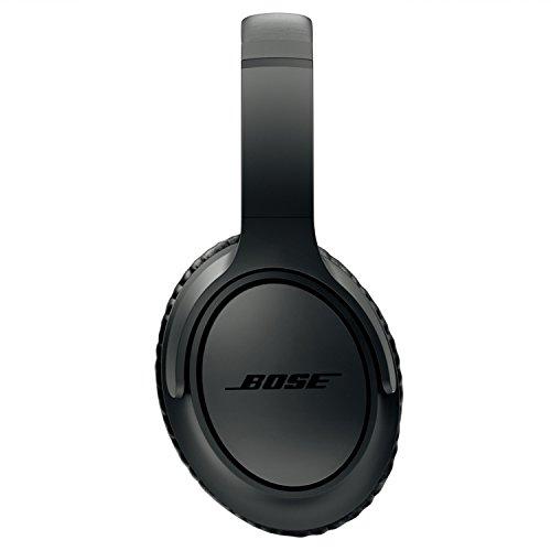 Bose ® SoundTrue around-ear Kopfhörer II für Apple Geräte schwarz