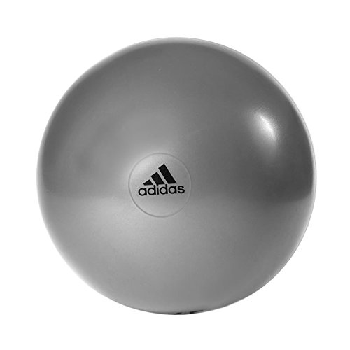 adidas Gymnastikball, 55cm, grau