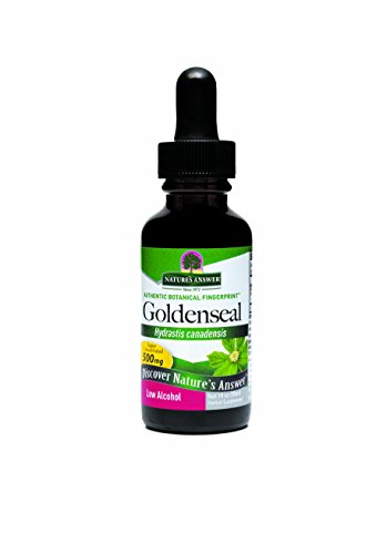 Nature's Answer Goldenseal Root (1x1 Fl Oz)
