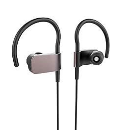 Willful Aauricolari Bluetooth Cuffie Wireless con Microfono Cuffiette Bluetooth per Xiaomi Ssamsung iPhone Huawei…