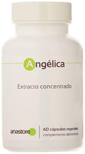 ANGELICA ARCHANGELICA * l'erba degli angeli * 60 capsule / 425mg * combatte la pesantezza di stomaco e migliora il benessere * 100% soddisfatti o RIMBORSATI* Fabbricato in FRANCIA