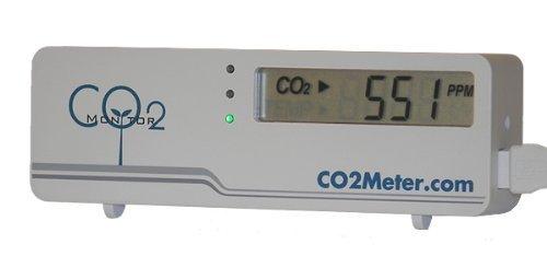 co2meter rad-0301Mini-Überwachung, weiß, co2meter -