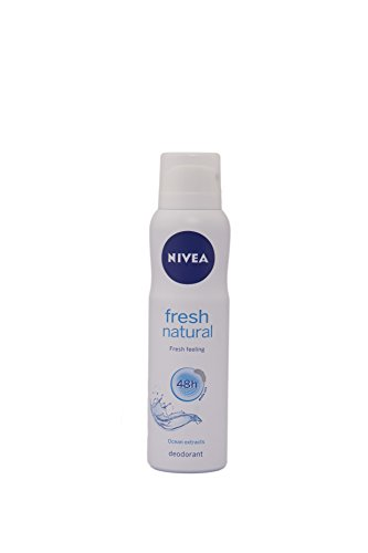 Nivea Fresh Natural Deodorant For Women, 150ml