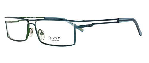 GANT Unisex-Erwachsene Brille E-GNT-TUDOR-BLGRN Brillengestelle, Türkis, 52