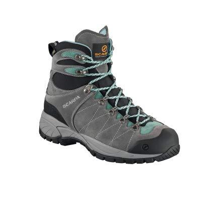 Scarpa Schuhe R-Evo GTX Women Größe 40 Smoke-Jade Gtx Mountaineering Boot