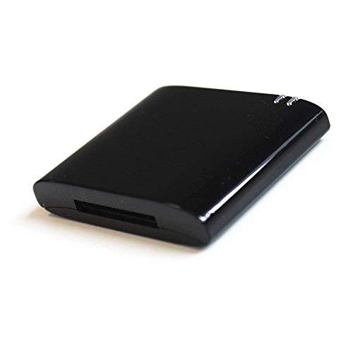 o-Adapter / Wireless-Dongle / Stereo-Musikempfänger. Bose Sounddock-Lautsprecher und andere 30-Pin-Dockingstationen (keine Autoradios). Verwenden Sie mit Smartphone Tablet Laptop ()