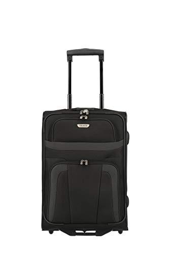 Travelite Trolley para Portátil, 37 litros, 53 cm, Negro