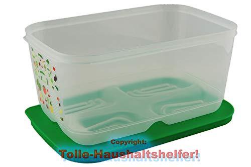 Tupperware Klima-Oase 4,4 Liter Frische-Behälter Prima-Klima Kühlschrank-Box A183