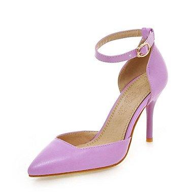 Zormey Les Talons Des Femmes Printemps Automne Chaussures De Mariage Formel Similicuir Extérieur Office &Amp; Partie De Carrière &Amp; Tenue De Soirée Talon Argent Sequinred US2.5 / EU32 / UK1 / CN31